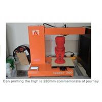 High Quality And Good Price abs filament 3d Printer Machine Made In China