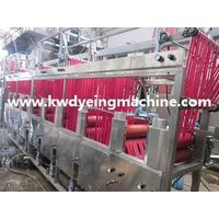 Elastic tape continuous dyeing&finishing machines with high and normal temperature