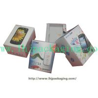 cell phone box mobile phone box electronic packaging box thumbnail image
