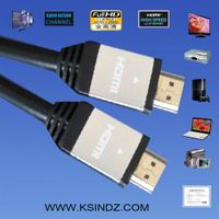High Speed HDMI Cable with Ethernet,3D support thumbnail image
