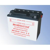 Yb12b-B2 Ms High Performance Rechargeable Motorcycle Battery