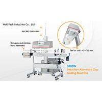 Induction Aluminum Cap Sealing Machine