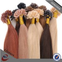 Pre-bonded 100 Cheap Remy U Tip Hair Extension Wholesale