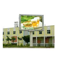 full color outdoor led video wall on sale thumbnail image