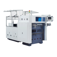 MR-930 Automatic Flatbed Creasing Die cutting machine for Paper Cup/Box/Carton thumbnail image