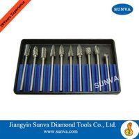 SUNVA Dental Carbide Burs / Diamond Tools /Carbide Burr thumbnail image
