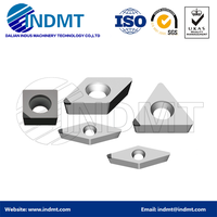 superhard general turning positive cutting insert