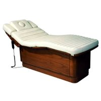 electric massage bed with music and vibration of salon furniture