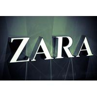 Stock clothing Zara spring-summer season 2016 collection