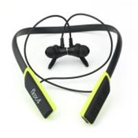 IPX5 Bluetooth Neckband Earphone wireless bluetooth headset supplier