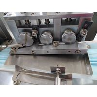 Automatic flat one-to-one mask machine 96 pieces per minute thumbnail image