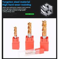 Wholesale HRC55 4 Flutes Carbide Corner Radius End Mills thumbnail image