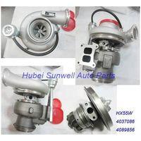 Cummins QSM11 turbo 4037086 Holset HX55W turbo charger 4089856 thumbnail image