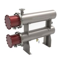 Industrial Electric flange oil circulation pipeline heater thumbnail image