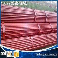 Hot Dip Round Galvanized Steel Pipe and Tube for Rapid Wall Construction