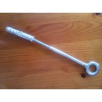Stainless Steel Lag Eyebolt Thread Concrete Screw