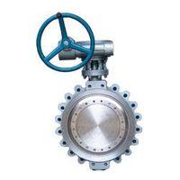 Triple Offset Multi-layers Metal Hard Sealing Butterfly Valves