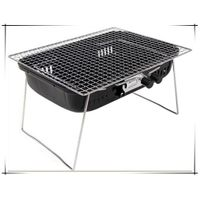 Pony charcoal barbecue grill outdoor