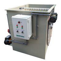 Auto backwash drum filter