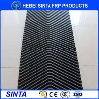 VF12mm 15mm PVC cooling tower filler for counter flow cooling tower