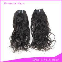 Wholesale Malaysian Virgin Hair weaves natural wave thumbnail image