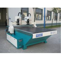 D1325A-2 Double Head Multi-Axis CNC Router