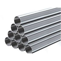 Thin-walled stainless steel pipe