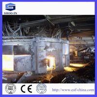 2000KVA to 6300KVA Industrial Silicon Submerged Arc Furnace