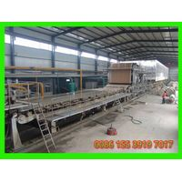 used corrugated paper machine