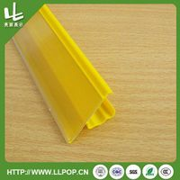 Yellow Colored Price Label Holder thumbnail image