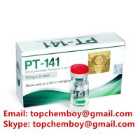 HGH Legal Peptide Powder PT-141/PT141 for Sexual Dysfunction Treatment