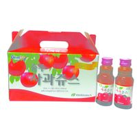 100ml Chungju Fresh Apple Nectar Juice