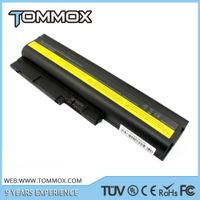 Laptop Battery Replacement for IBM notebooks for ThinkPad R60e 40Y6799 FRU 92P1137 FRU 92P1139 FRU 9 thumbnail image