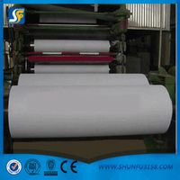 1092mm Automatic Cultural office making paper machine