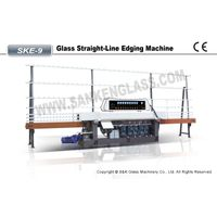Glass Bevel Edge Polishing Machine