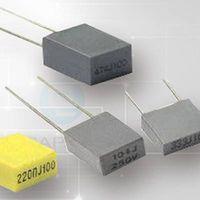Mini Box Metallized Polyester Film Capacitor thumbnail image
