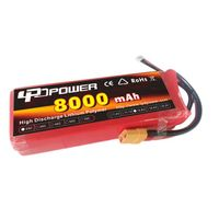 LPD 8000mAh/25C-6S