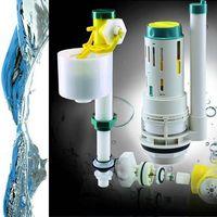 "Ultra quiet toilet dual flush mechanism/ adjustable fill valve+ 3"" dual flush"