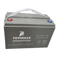 12V 100Ah Lead Acid UPS AGM GEL VRLA Storage Solar Battery