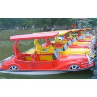Yehua Water Outdoor Amusement equipment Imitation Classic Car Leisure Boat Water Play