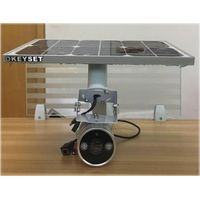 OKEYSET solar power wireless Full calor camera