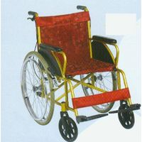 Aluminum Wheelchair (LA-39) thumbnail image