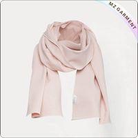 Pink Cotton Scarf thumbnail image