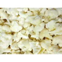 frozen cauliflower IQF cauliflower China cauliflower