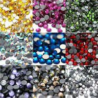 DMC machine cut hot fix rhinestone crystal iron on clothing thumbnail image