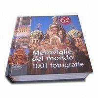 Hardcover Book 4C Printing Service with Jacket/Slipcase/Foil Lamination/UV Stamping Surface Finish thumbnail image