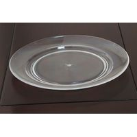Compostable PLA Dinnerware Plate-mcp1