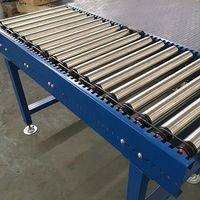 Poly-V Belt Driven Roller Conveyor / Roller Conveyor