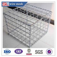 Best Price Welded Gabion Basket / Welded Gabion Box