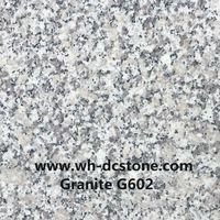 Hubei G602 Granite With Economic Price